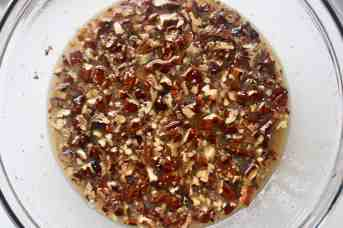 Bourbon Chocolate Pecan Pie - 11