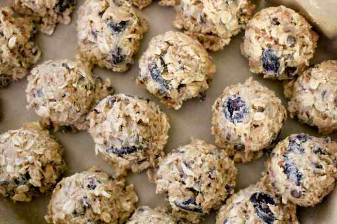 Oatmeal Cherry Nut Cookies - 9