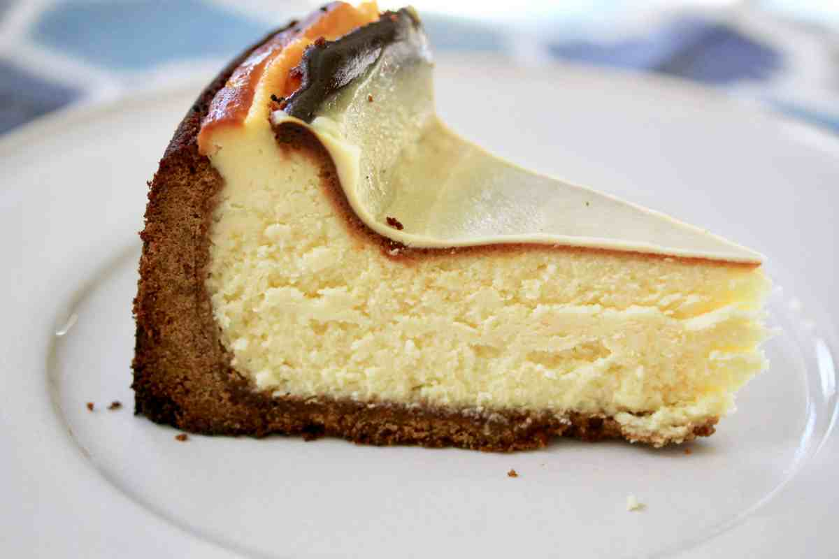 Baked Sunday Mornings: Upstate Cheesecake