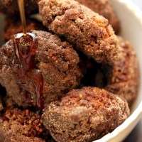 Baked Sunday Mornings: Chocolate Chip Hush Puppies