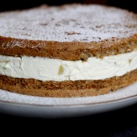 Positano Dreamin': Amalfi Pear & Ricotta Cake