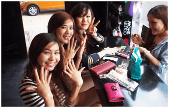 Manicure time!