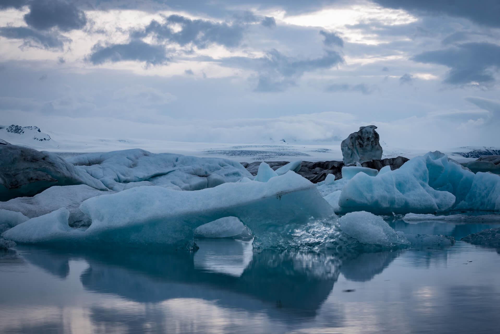 Island, Jökulsárlon