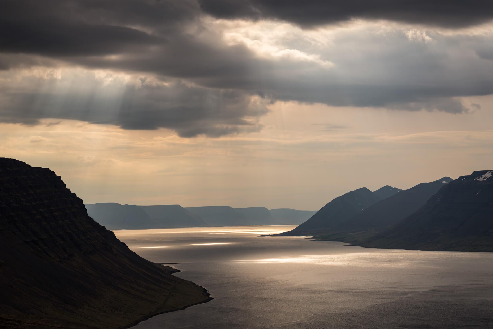 Island, Geirþjófsfjörður
