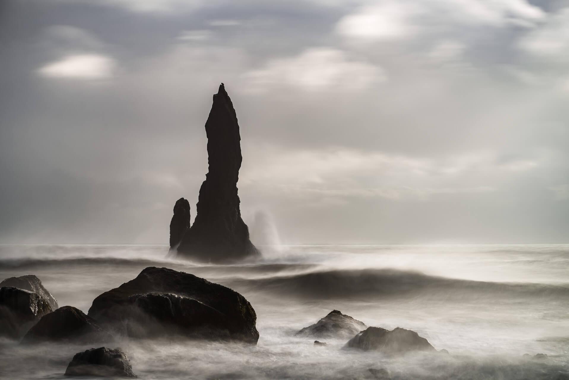 Island, Reynisdrangar