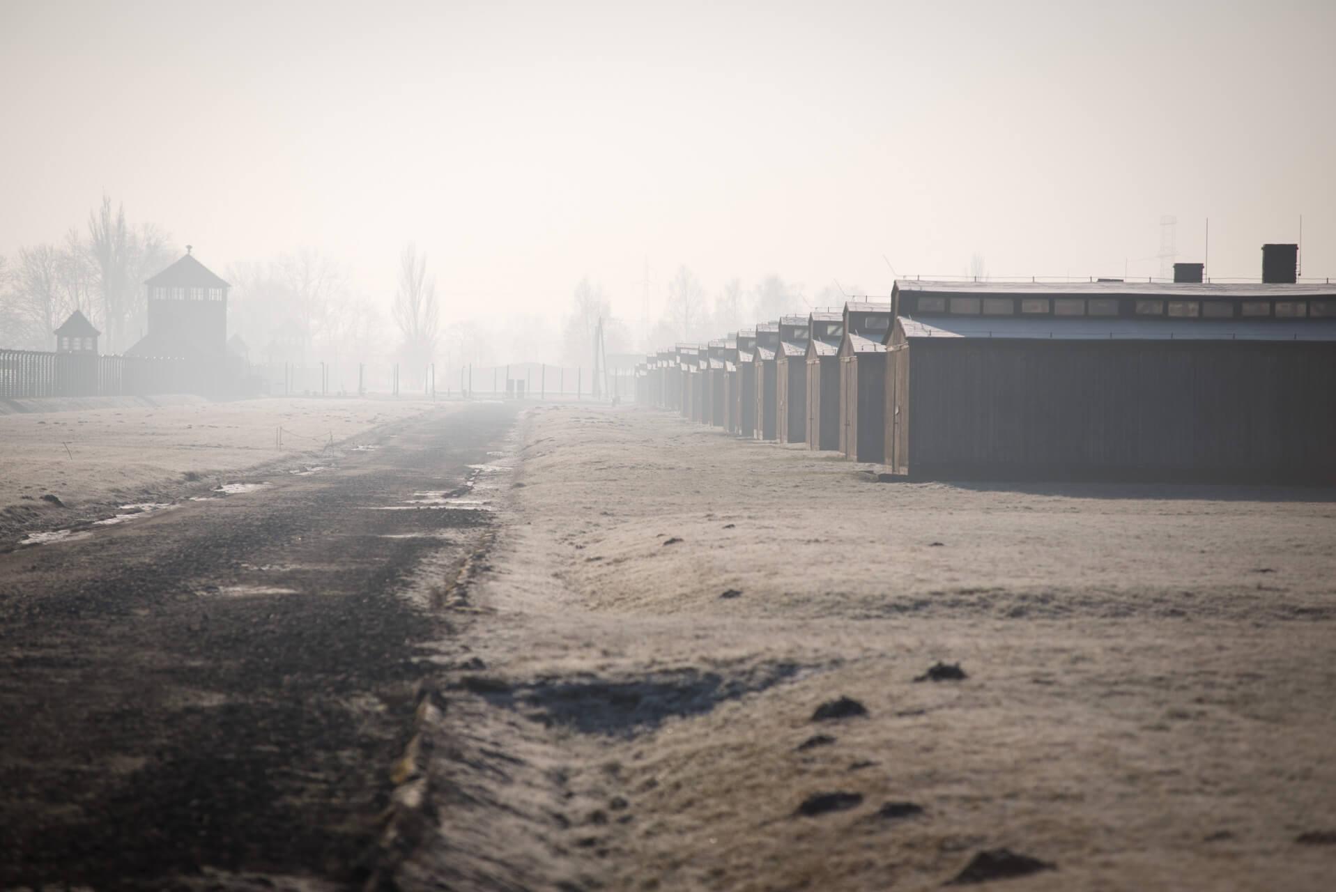 Konzentrations- und Vernichtungslager Auschwitz-Birkenau