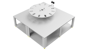 Rotary Assembly Dial RAD-400