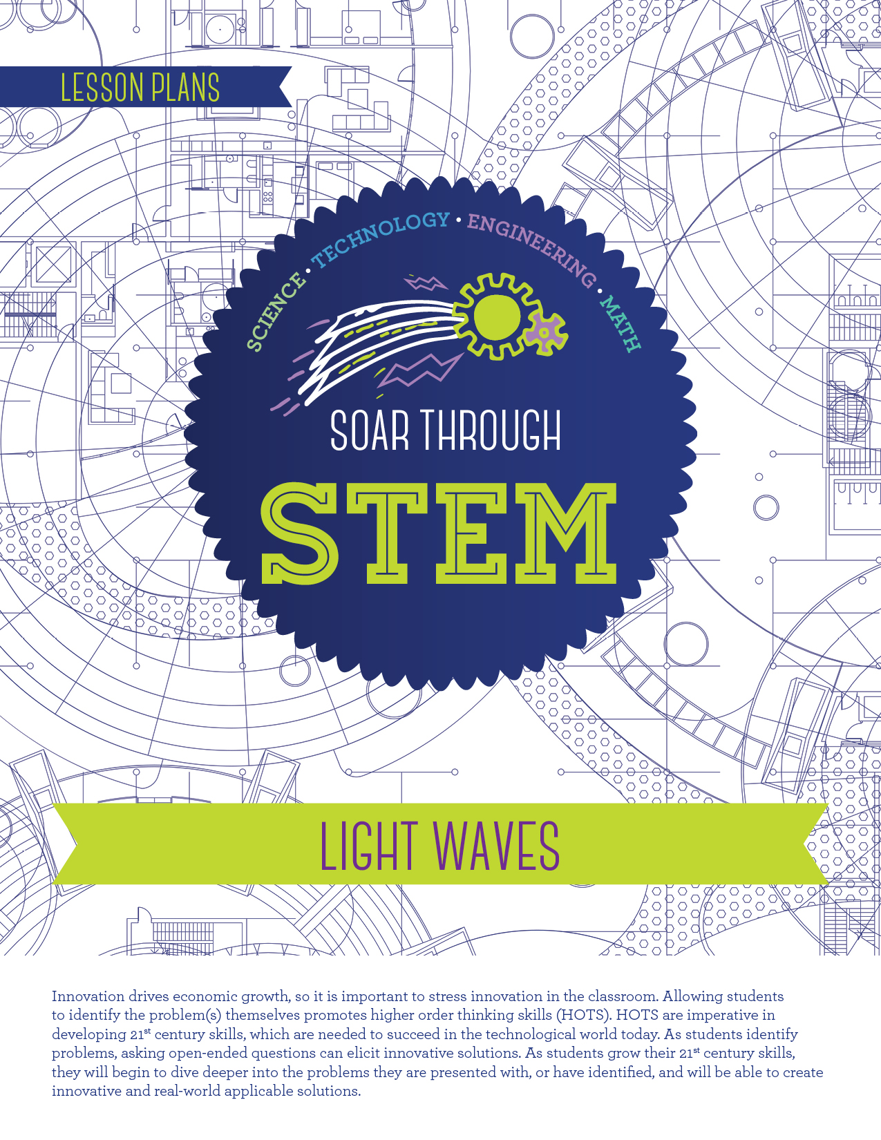 Lesson Plan Waves Amp Electromagnetic Radiation Light