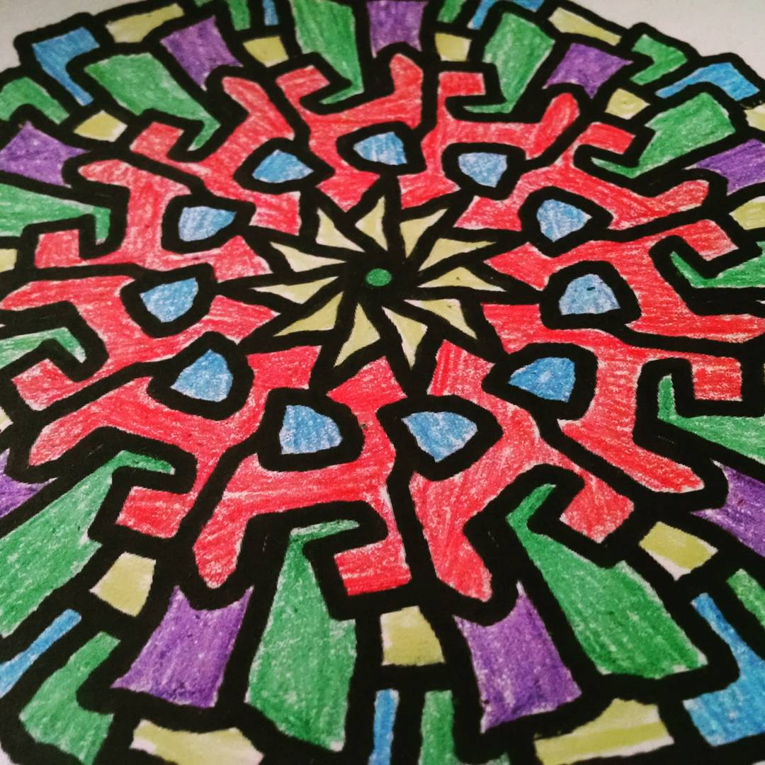 Symmetry Art with SumoPaint – STEAM activity