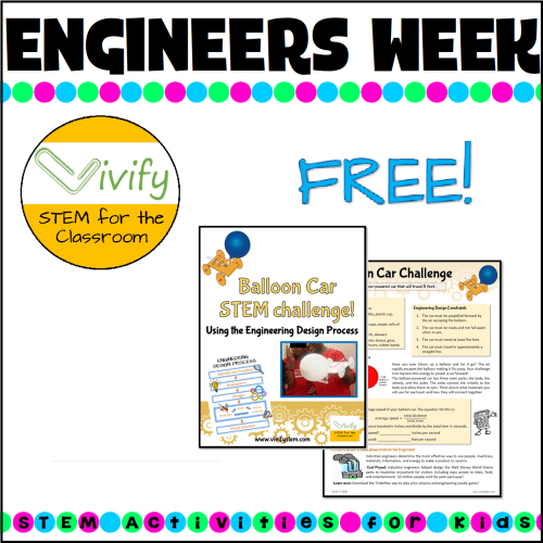 Teaching The Engineering Design Process STEM Activities for Kids – Engineering Design Process Worksheet