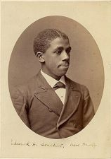 Edward Alexander https://stemdrum.wordpress.com/2014/02/10/the-first-black-ph-d-was-in-physics/