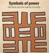 Jim Gates Uses Adinkray symbols in advanced math https://stemdrum.wordpress.com/2014/02/09/african-physicist-african-symbols/