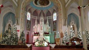 KARÁCSONY, URUNK JÉZUS KRISZTUS SZÜLETÉSE - 2017. DECEMBER 25. @ Szent Imre Templom | Cleveland | Ohio | United States