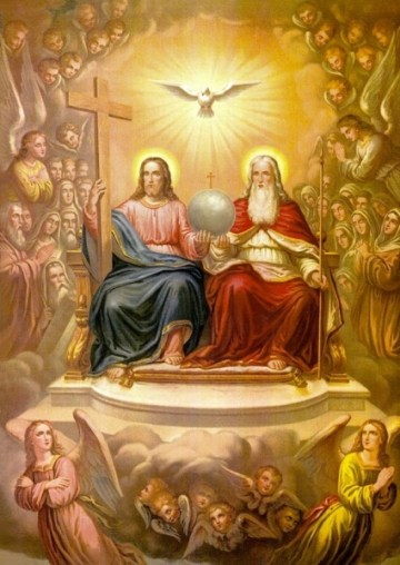 THE MOST HOLY TRINITY SUNDAY – June 16, 2019