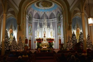 Christmas Season Mass Schedule (St. Emeric & St. Elizabeth)