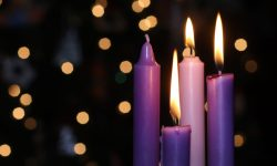 3rd Sun Advent only candles