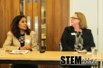 Bee (left) on our Women's Day panel