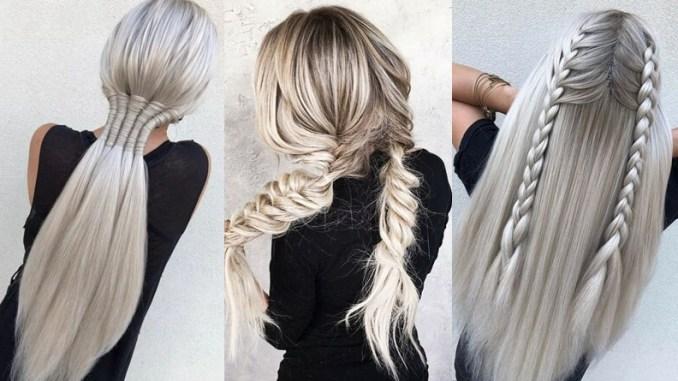 8 idei cele mai frumoase coafuri de primăvară pentru părul lung. - SteMir