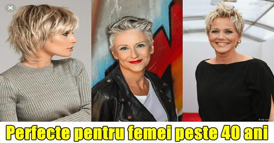 Top 10 tunsori femei peste 40 ani pe care ar trebui sa le incerci