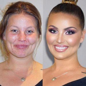 Super transformari femei