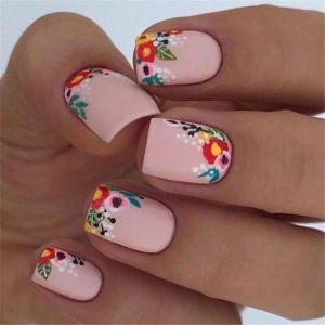 Design de unghii elegante pentru această primăvară: 21 idei superbe! - SteMir
