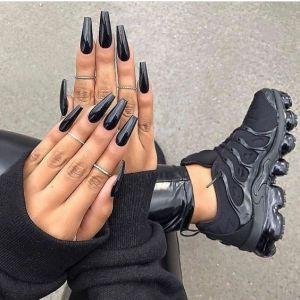 Manichiură modernă pentru unghii lungi: 24 de modele originale și la modă în 2020. - SteMir
