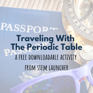 TravelingWithThePeriodicTable