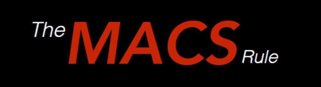 The MACS Rule