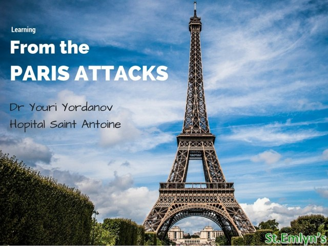Paris attacks St.Emlyn's