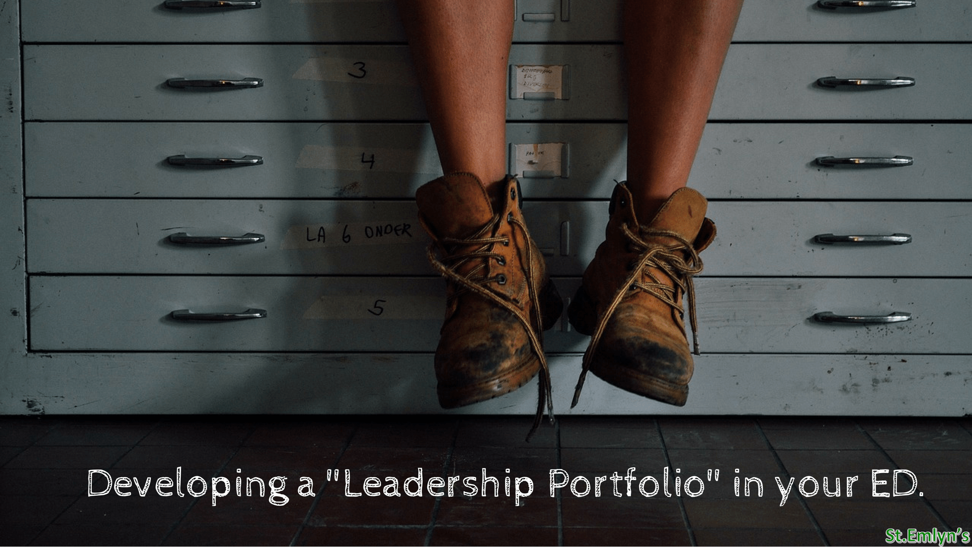 leadership portfolio Through the cus leadership institute i have had the opportunity to learn about myself – my personality strengths and my leadership strengths and weaknesses – to.