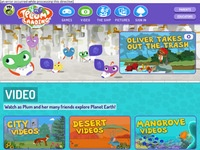 PBS Kids Plum Landing Videos