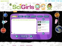 PBS Kids SciGirls Videos