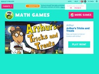 PBS Kids Math Games