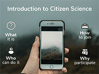 Introduction to Citizen Science