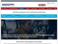 Intrepid Museum Online Family Programs