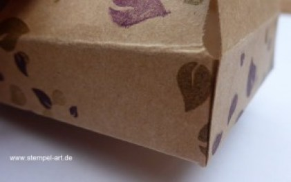 Hanuta Verpackung nach StempelART, Tutorial, bebilderte Anleitung (5)