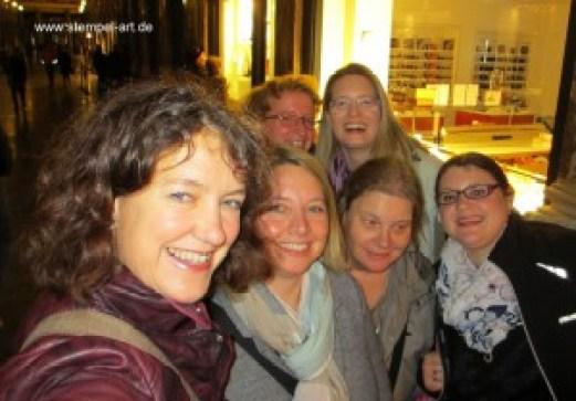 Stampin up OnStage in Brüssel nach StempelART (8)