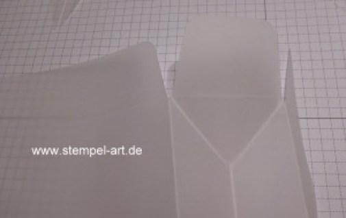 Lichttüte mit dem Stampin up Stanz und Falzbrett für Geschenktüten, bebilderte Anleitung, Tutorial (11)