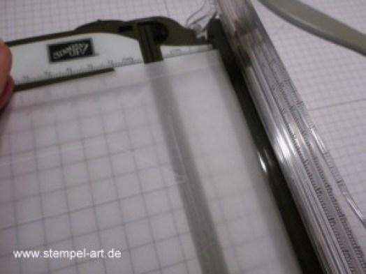 Lichttüte mit dem Stampin up Stanz und Falzbrett für Geschenktüten, bebilderte Anleitung, Tutorial (7)