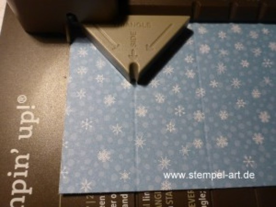 Sternbox mit dem Stampin up Stanz - und Falzbrett für Geschenktüten nach StempelART, bebilderte Anleitung, Tutorial (4)