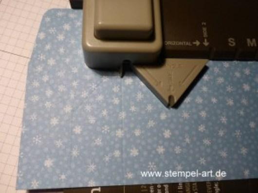 Sternbox mit dem Stampin up Stanz - und Falzbrett für Geschenktüten nach StempelART, bebilderte Anleitung, Tutorial (5)
