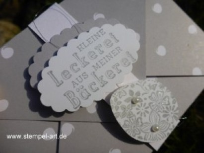 Ostergruß für StempelArt ;-), Stampin up, Für Leib und Seele