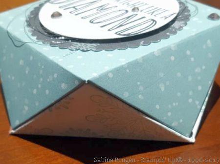 Diamantbox Unterseite
