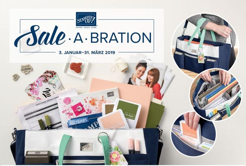 Sale-a-Bration Zeit bei Stampin' Up!