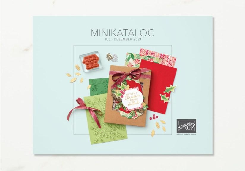 Katalogpaket zum Minikatalog Juli bis Dezember 2021