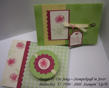 Stampin' Up Geburtstagsgeschenk 3