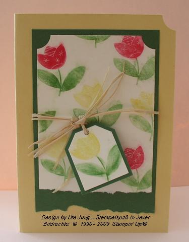 Tulpenkarte 1