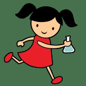 The small girl favicon