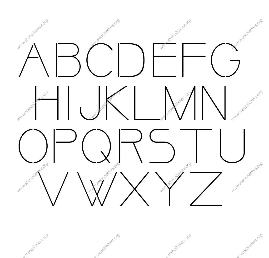 2 Inch Letter Stencils   Wiring Diagram Database
