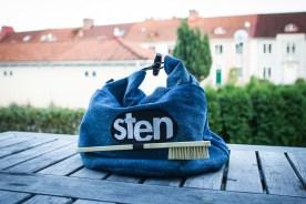 Sten boulder bag - first shipment